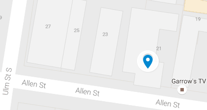 Google Map to Gillett Electrical